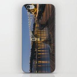 Arrabida bridge (IV) iPhone Skin