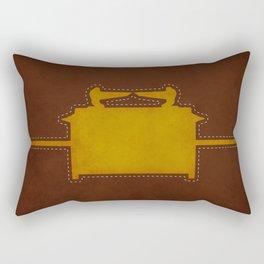 Exodus 25:9 Rectangular Pillow