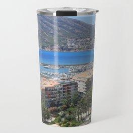 Spanish Riviera Travel Mug