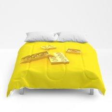 Duplo Yellow Comforters