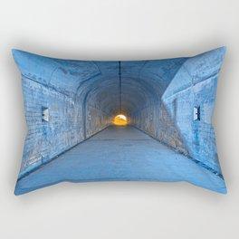 Tunnel of Redemption Rectangular Pillow
