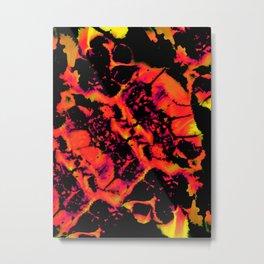 Fire Metal Print