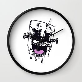 crazymello Wall Clock
