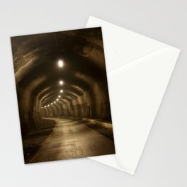 Headstone Tunnel Stationery Cards