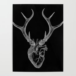 immortal heart Poster