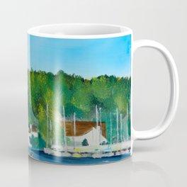 Come Sail Away Coffee Mug