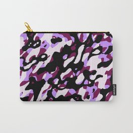 Purple Camo Carry-All Pouch