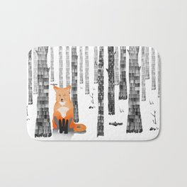 Out of the woods Bath Mat