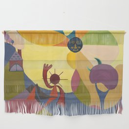 BCR#003 Wall Hanging