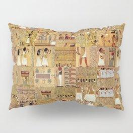 Egyptian Book of the Dead Pillow Sham