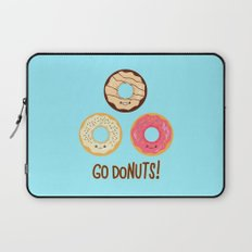 Go doNUTS! Laptop Sleeve