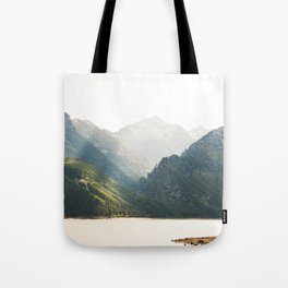 The Montana Collection - Lake Como Tote Bag