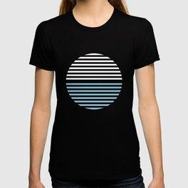 Horizons Summer Blues - Turquoise T-shirt