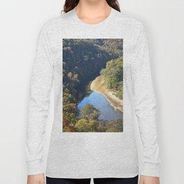 Sparrowhawk Mountain Series, No. 2 Long Sleeve T-shirt