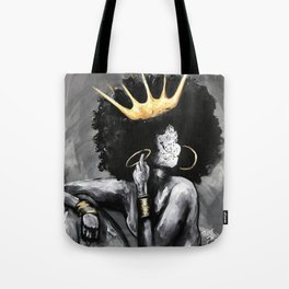 Naturally Queen VI Tote Bag