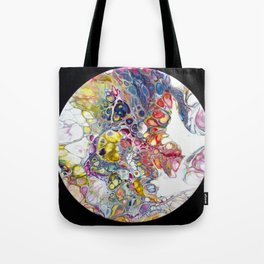 abstract 30 Tote Bag