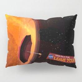 Parker Solar Probe Pillow Sham