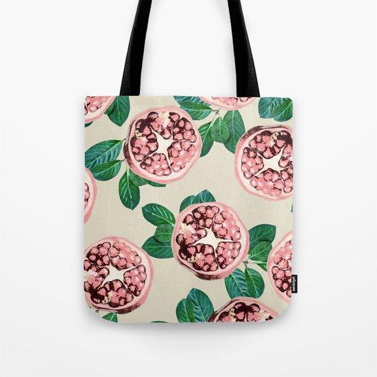 Pomegranate V2 #society6 #decor #buyart Tote Bag