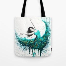 Chrysocolla Dance Tote Bag