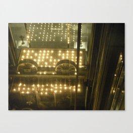 SAMoA Elevator Canvas Print