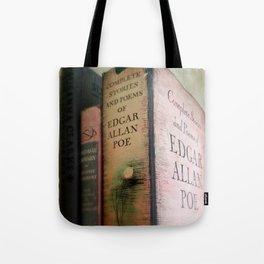 Pink Poe Tote Bag