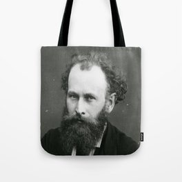 Portrait of Manet by Nadar Tote Bag