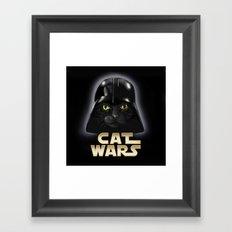 Cat Fener  Framed Art Print