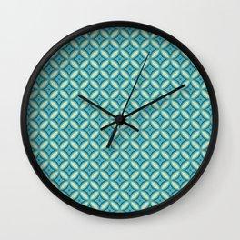 Morroco Mosaic Wall Clock
