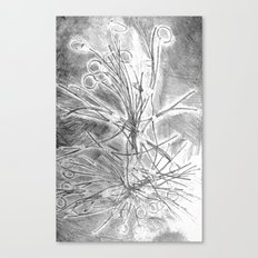 Branches of the fallen life Canvas Print