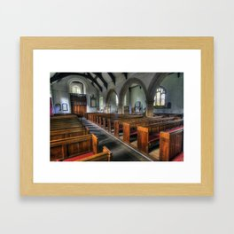 St Grwsts Church Framed Art Print
