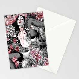 Mad Love Paradiso_Pastel Stationery Cards
