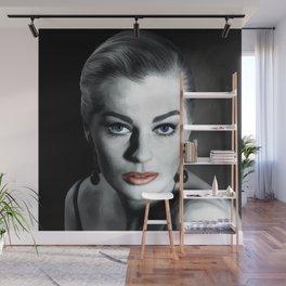 Anita Ekberg Large Size Portrait Wall Mural