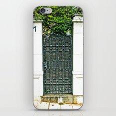 Gate 1 iPhone & iPod Skin