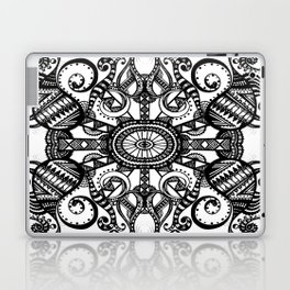 Running Laptop & iPad Skin