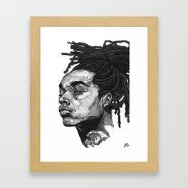 CYKEEM Framed Art Print
