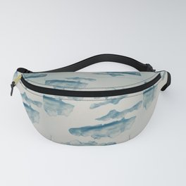 In the clouds Fanny Pack