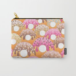 Donuts Wanderlust Carry-All Pouch