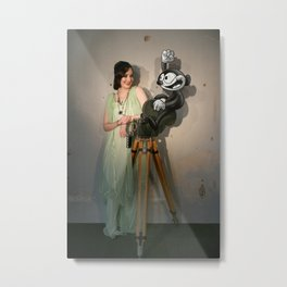 A Night at the Pictures 2 Metal Print