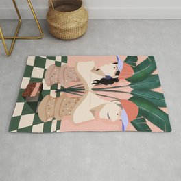 A Game of chess Rug