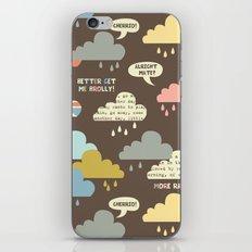Rainy London iPhone & iPod Skin