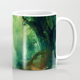 Deer Forest Coffee Mug