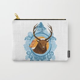 Merry Christmas, deer! Carry-All Pouch