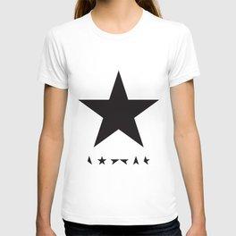 Bowie Blackstar  Baseball Top Long SleeveDavid Bowie Blackstar Raglan Unisex Baseball T-Shirts T-shirt