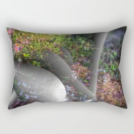 Plants of a fantasy forest Rectangular Pillow