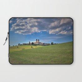 Kloster St. Morgen im Schwarzwald Laptop Sleeve