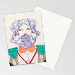 An Allusion  Stationery Cards