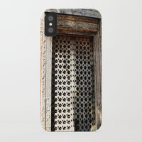 ornate elephant iPhone & iPod Cases featuring Ornate by A Dostert