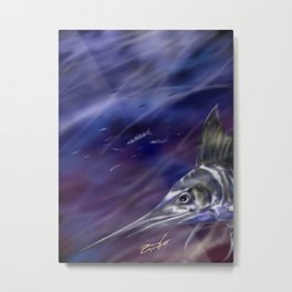 The Tide is Turning Metal Print