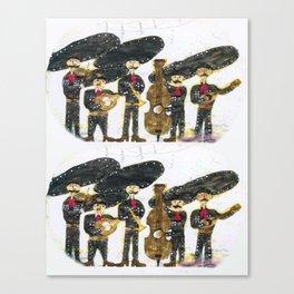 Charritos Canvas Print