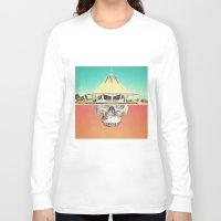 safari Long Sleeve T-shirts featuring Mental Safari by maysgrafx